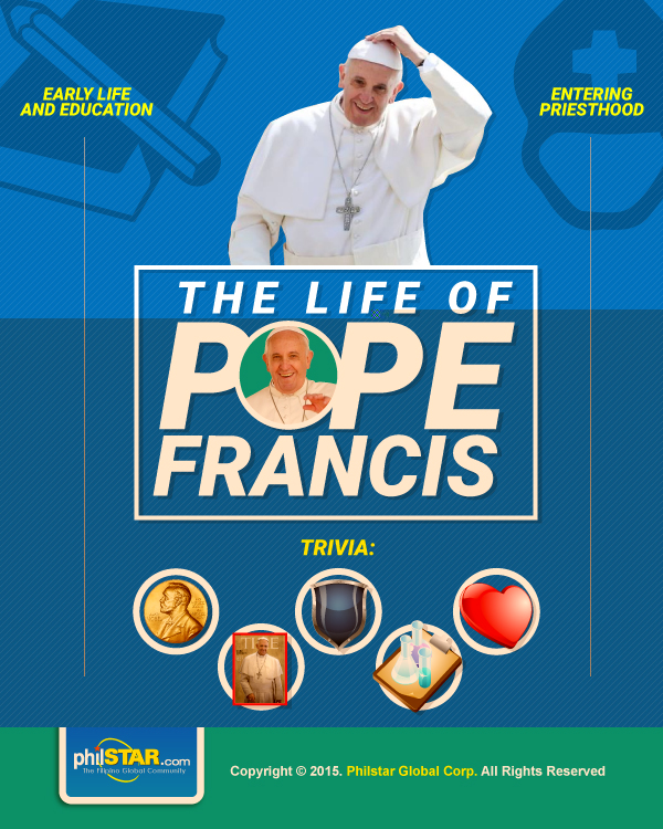 INFOGRAPHIC: The early life of Pope Francis | News Feature, News ...